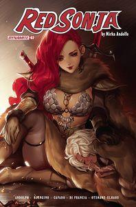 [Red Sonja: 2021 #2 (Cover N Li Original Art Variant) (Product Image)]