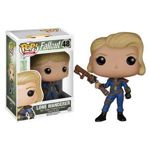 [Fallout: Pop! Vinyl Figures: Lone Wanderer Female (Product Image)]