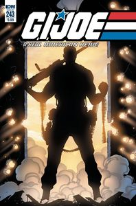 [GI Joe: A Real American Hero #243 (Cover A Gallant) (Product Image)]