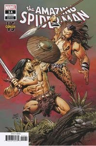 [Amazing Spider-Man #14 (Land Conan Variant) (Product Image)]
