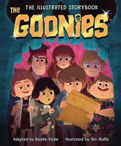 [The Goonies: The Illustrated Storybook (Hardcover) (Product Image)]