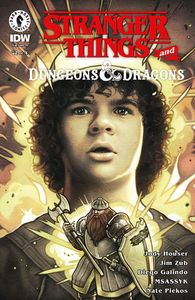 [Stranger Things: D&D Crossover #2 (Cover A Dittmann) (Product Image)]