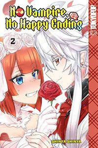 [No Vampire No Happy Ending: Volume 2 (Product Image)]