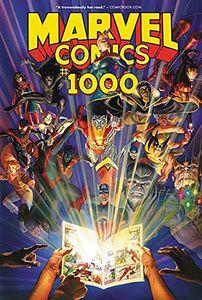 [Marvel Comics 1000 (Hardcover) (Product Image)]