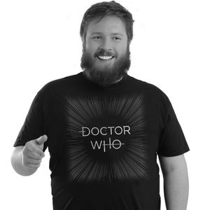 [Doctor Who: T-Shirt: Tour Dates (Product Image)]