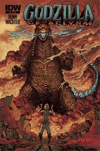 [Godzilla: Cataclysm #3 (Product Image)]