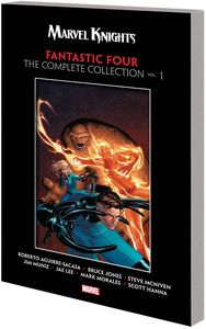 [Marvel Knights: Fantastic Four: Complete Collection: Volume 1 (Product Image)]