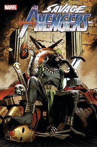 [Savage Avengers #25 (Product Image)]