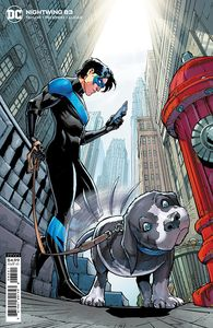[Nightwing #83 (Max Dunbar Cardstock Variant) (Product Image)]