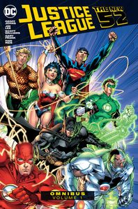 [Justice League: The New 52: Omnibus: Volume 1 (Hardcover) (Product Image)]