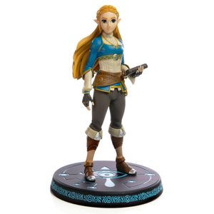 [Legend Of Zelda: Breath Of The Wild: PVC Statue: Zelda (Product Image)]