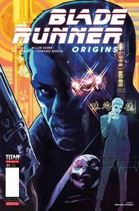 [Blade Runner: Origins #1 (Cover C Fernando Dagnino) (Product Image)]