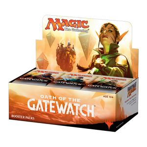 [Magic The Gathering: Oath Of The Gatewatch: Booster Box (Product Image)]