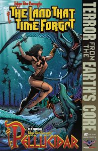 [Land That Time Forgot: From Earths Core #2 (Connecting Cover B) (Product Image)]