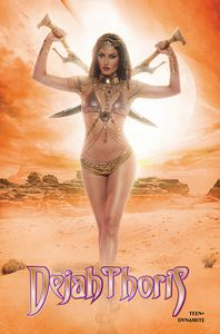 [Dejah Thoris: Winters End: One Shot (Cover D Neva Cosplay) (Product Image)]