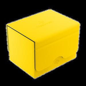 [Gamegenic: Sidekick 100+ Convertible: Deck Box (Yellow) (Product Image)]
