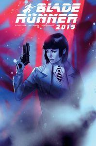 [Blade Runner 2019 #4 (Forbidden Planet Ben Oliver Exclusive Variant Signed Edition) (Product Image)]