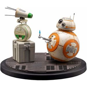 [Star Wars: The Rise Of Skywalker: ArtFX Statue: D-O & BB-8 (Product Image)]