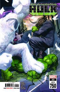 [Immortal Hulk #33 (Product Image)]