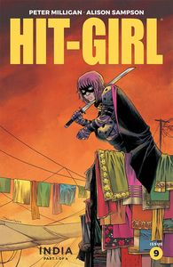 [Hit-Girl: Season Two #9 (Cover A Shalvey) (Product Image)]