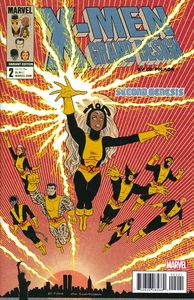 [X-Men: Grand Design: Second Genesis #2 (Piskor Variant) (Product Image)]