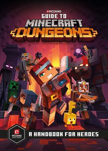 [Guide To Minecraft Dungeons (Hardcover) (Product Image)]