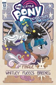 [My Little Pony: Legends Of Magic #12 (Cover A Fleecs) (Product Image)]