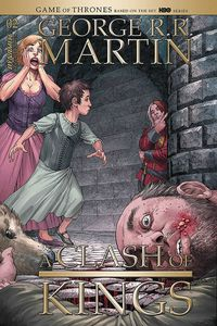 [George R.R. Martin's A Clash Of Kings #2 (Cover A Miller) (Product Image)]