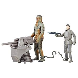 [Solo: A Star Wars Story: Action Figure 2-Pack: Han Solo & Chewbacca (Mimban) (Product Image)]