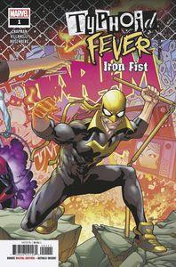 [Typhoid Fever: Iron Fist #1 (Product Image)]
