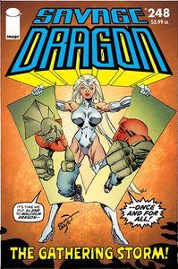 [Savage Dragon #248 (Product Image)]