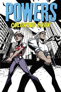 [Powers: Coloring Book (Product Image)]