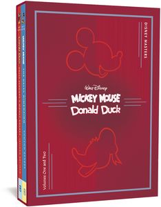[Disney Masters: Collector's Box Set: Volume 1 & 2 (Hardcover) (Product Image)]