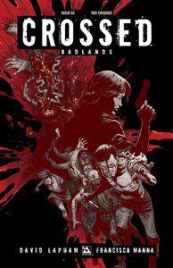[Crossed: Badlands #62 (Red Crossed Variant) (Product Image)]