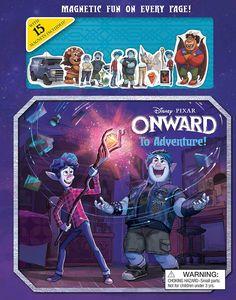 [Disney & Pixar: Onward: To Adventure! (Hardcover) (Product Image)]