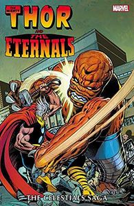 [Thor & The Eternals: The Celestials Saga (Product Image)]
