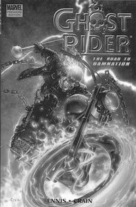 [Ghost Rider: Road To Damnation (Product Image)]