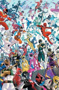 [Mighty Morphin #2 (Mora Variant) (Product Image)]