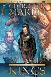 [Game Of Thrones Clash Of Kings #6 (Cover A Miller) (Product Image)]