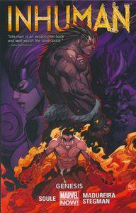 [Inhuman: Volume 1: Genesis (Product Image)]