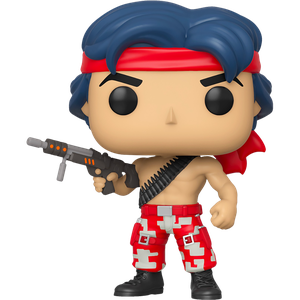 [Contra: Pop! Vinyl Figure: Lance (Product Image)]