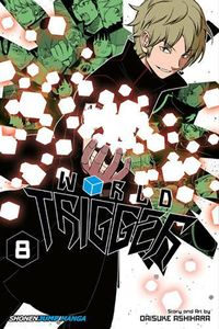 [World Trigger: Volume 8 (Product Image)]