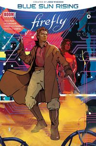 [Firefly: Blue Sun Rising #0 (Cover B Ward Variant) (Product Image)]
