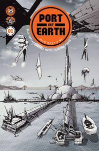 [Port Of Earth #1 (Product Image)]