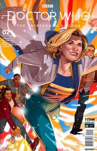 [Doctor Who 13th #2 (Cover C Stott) (Product Image)]