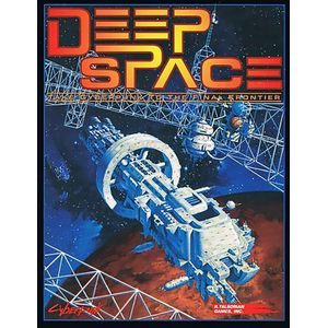 [Cyberpunk 2020: RPG: Deep Space (Product Image)]