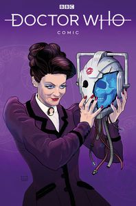 [Doctor Who: Missy #2 (Cover A Busian) (Product Image)]