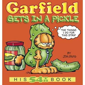 [Garfield Gets In A Pickle (Product Image)]