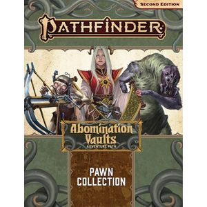 [Pathfinder: 2nd Edition: Abomination Vaults: Pawn Collection (Product Image)]