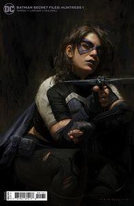 [Batman: Secret Files: Huntress #1 (One Shot Irvin Rodriguez Cardstock Virgin Variant) (Product Image)]